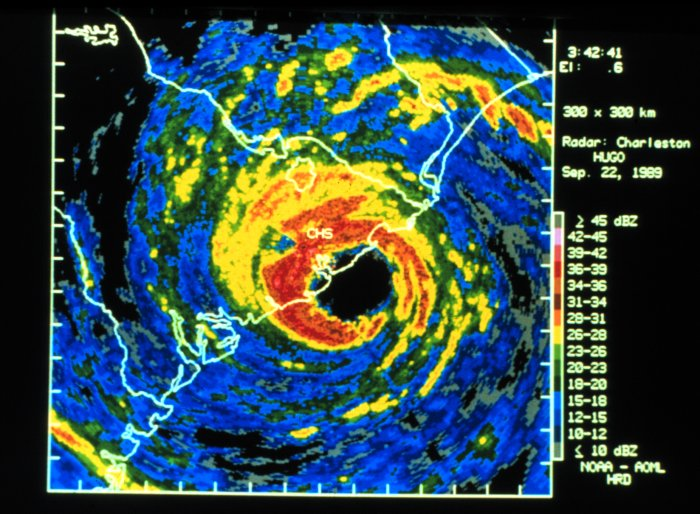 Hurricane Hugo 25th Anniversary  WeatherWorks