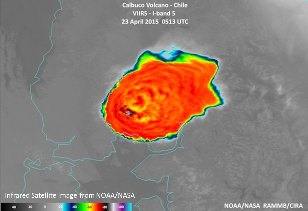 Satellites filmed the effects of the eruption of Kilauea volcano 20