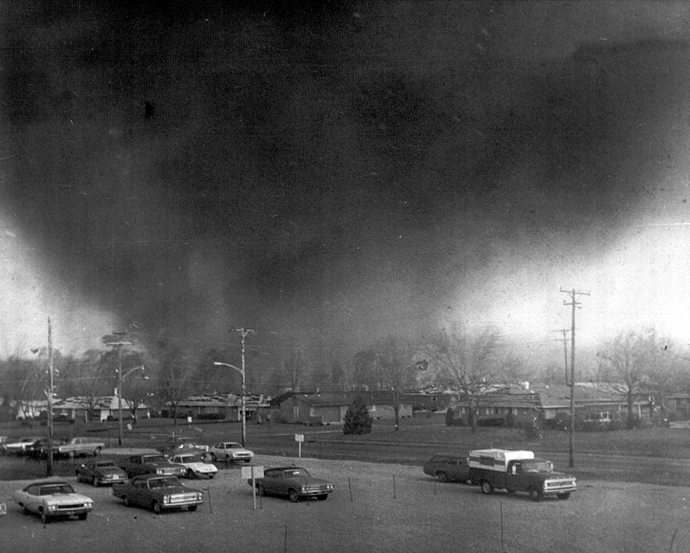 40th anniversary of the super outbreak weatherworks